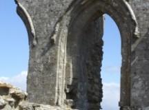 O poveste despre speranţă, Roland Barthes și catedrala din Chartres