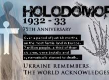 80 de ani de la foametea din Ucraina – un rezumat