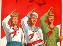 Copiii în imaginația propagandiștilor…