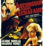 """""""Ascenseur pour l'échafaud""""- păcatul, pasiunea şi crima."""