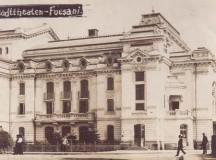 """Teatrul """"Maior Gh. Pastia"""" din  Focşani- o elegie la centenar."""