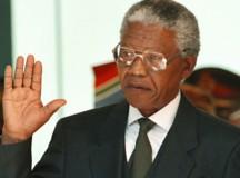 Nelson Mandela  şi  epoca sa