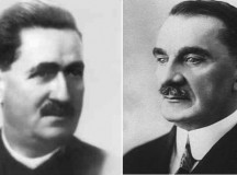 Iuliu Maniu, 5 februarie 1953, Sighet. Ion Mihalache, 5 februarie 1963.Râmnicu Sărat.