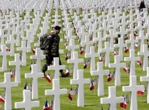 Normandia, 6 iunie 1944-o debarcare  pentru libertatea Europei