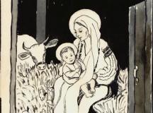Eveniment editorial Humanitas: Povestea Maicii Domnului de Ion Pillat