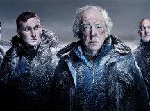 """""""Fortitude""""- întinderea de gheaţă a morţii"""