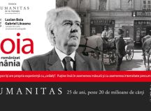 Lansare Lucian BOIA: Cum s-a românizat România