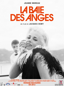 "Close- up: Jacques Demy,"" La baie des anges"""