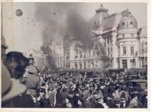 """8 noiembrie 1945 : """"JOS TEROAREA!"""""""