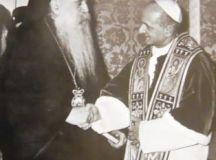 Excomunicare şi comuniune. 50 de ani de la Declaraţia comună catolică-ortodoxă