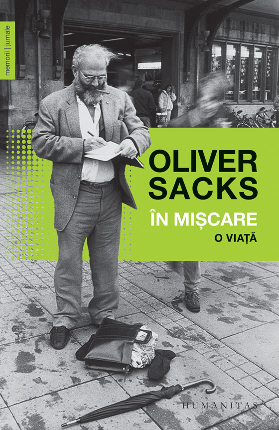 Ultimul Oliver Sacks