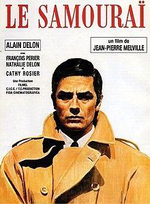 "Close-up: Jean- Pierre Melville, "" Le samourai"""