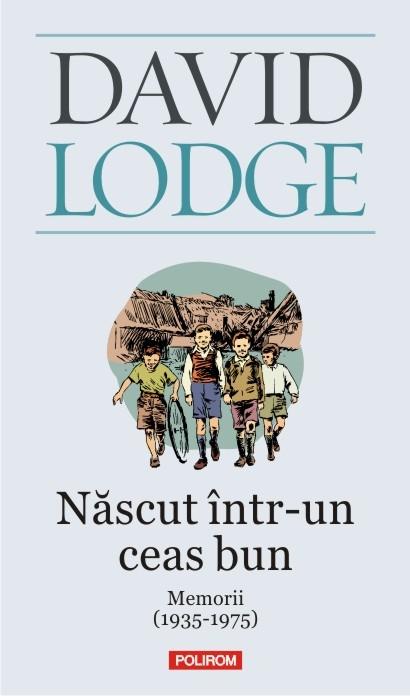 Memoriile lui David Lodge