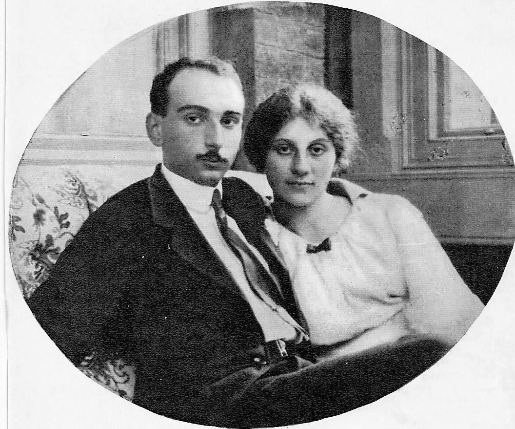 Ion si Maria Pillat, 1915