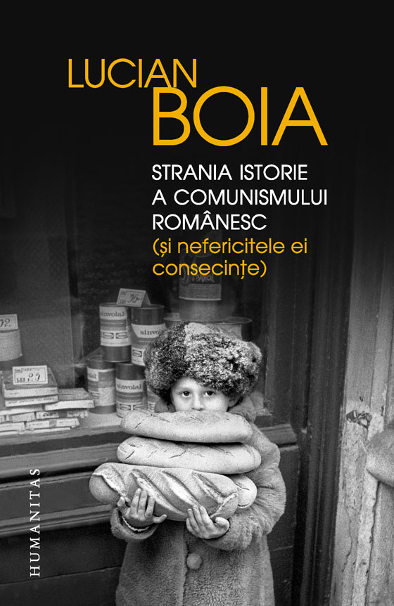 Lucian Boia şi strania istorie a comunismului românesc