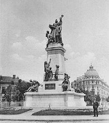 Monumentul_I.C.Bratianu-Bucuresti