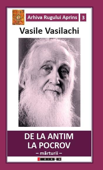 3 coperta Pr. Vasile Vasilachi