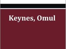 J.M. Keynes. Pe bucăţi. În bucăţi