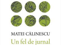 Matei Călinescu: Un fel de jurnal (1973-1981)