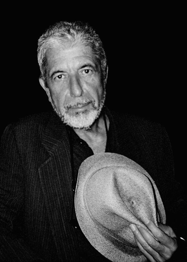 Leonard Cohen (21 septembrie 1934 – 10 noiembrie 2016)
