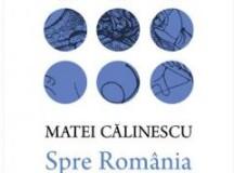 """Matei Călinescu – Jurnal inedit sau """"normalitatea ca utopie"""""""