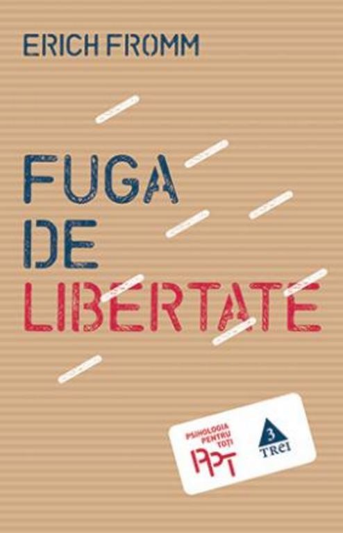 INFO: Erich Fromm – Fuga de libertate