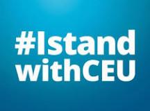 Declarația de sprijin a Societății de Studii Românești (SRS) pentru  Universitatea Centrală Europană (CEU) din Budapesta