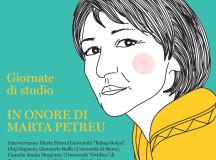 In onore di Marta Petreu