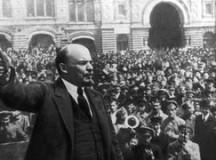 1917, facerea lumii.Lenin şi Octombrie