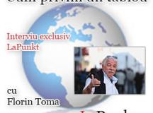 Interviu FLORIN TOMA: Cum privim un tablou