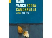 Un portret al poetului ca scriitor de jurnal: Radu Vancu
