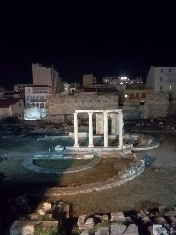 1 agora romana