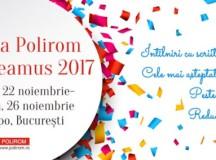 POLIROM la Gaudeamus 2017