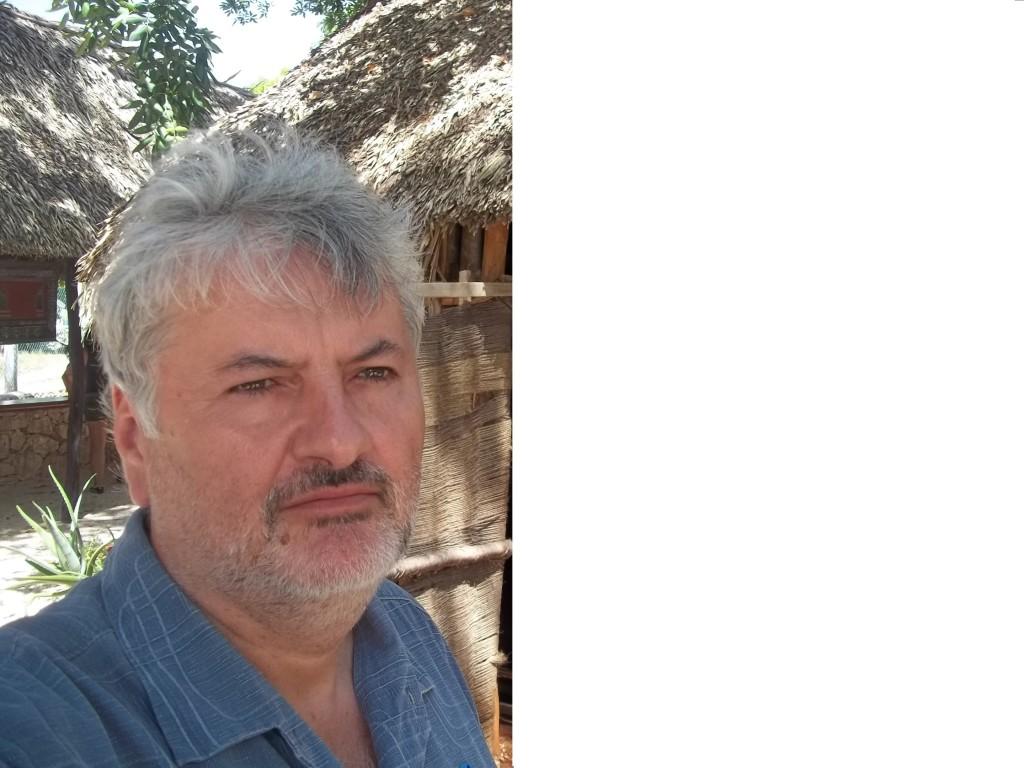 Radu Jorgensen in Yucatan