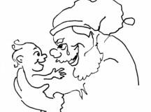 Lacrima lui Moș Crăciun