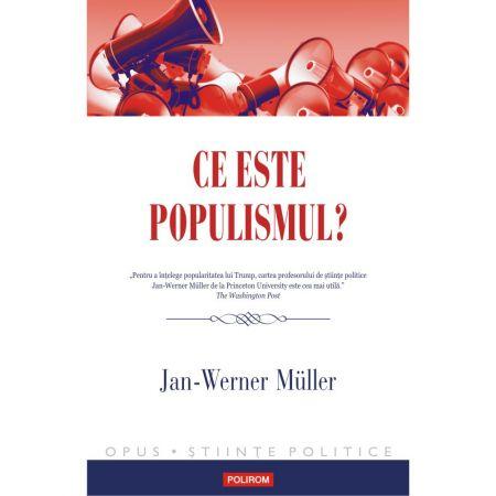 ce este populismul coperta text 8