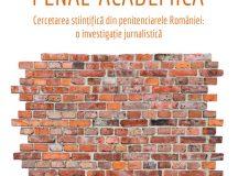 INFO: Melania Cincea – Frăția penal-academică
