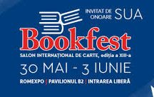 Humanitas și Humanitas Fiction la Bookfest, 30 mai – 3 iunie