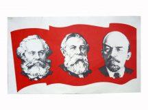 Karl Marx la bicentenar: mausoleul din Piaţa Roşie