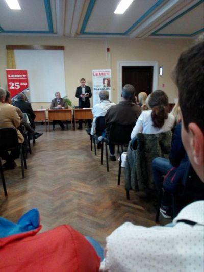 Conferințele de la Câmpina – amfitrion Codruț Constantinescu