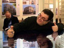 Interviu AUGUSTIN IOAN: Sunt un arhitect-poet sau un poet arhitect? Răspunsul meu ferm este: DA!