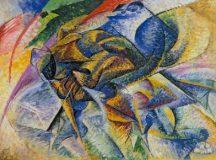 Henri Bergson şi dinamismul plastic al lui Umberto Boccioni