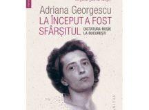 Adriana Georgescu şi România onoarei
