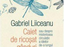 Gabriel Liiceanu şi  desenul ideilor