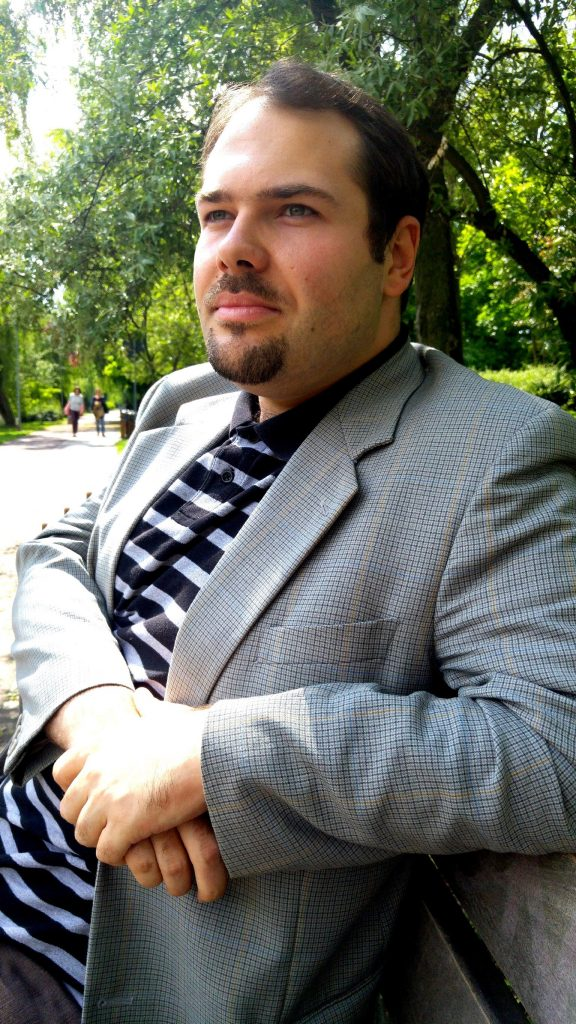 Interviu Alexandru ORAVIȚAN: Literatura după 9/11