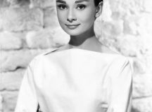 Close-up : Audrey Hepburn