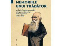 """Memoriile unui """"germanofil"""""""