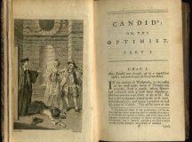 Voltaire – Candide sau optimismul