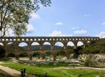 AVENUE DE PROVENCE. Pont du Gard
