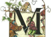 """O carte fermecătoare: """"Abecedaur"""" de Șerban Foarță și Tudor Banuș"""